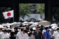 Vládnuca strana v Japonsku vyzvala na posilnenie protiraketovej obrany