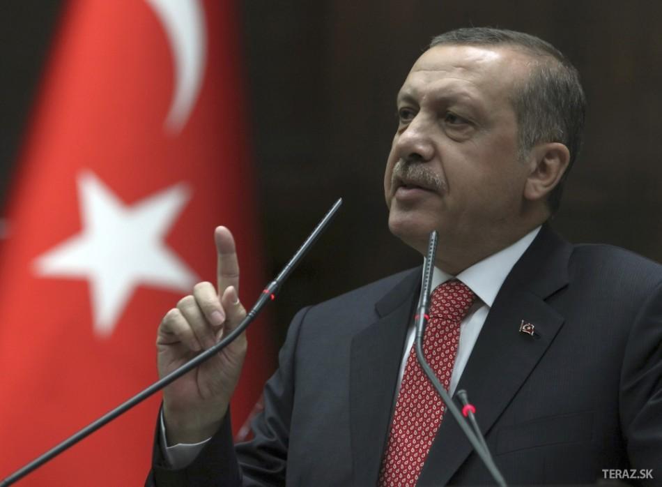 Erdogan: EÚ nedodržiava svoju časť migračnej dohody