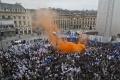 Protesty francúzskych policajtov pokračujú, ale s menšou intenzitou