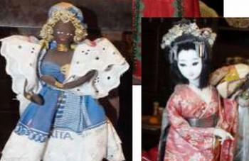 Tribečské múzeum predstavuje 147 bábik z tridsiatich krajín sveta