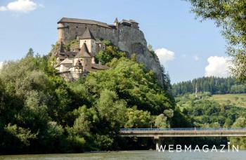Prehliadka na motívy Drakulu bude vyvrcholením leta na Oravskom hrade