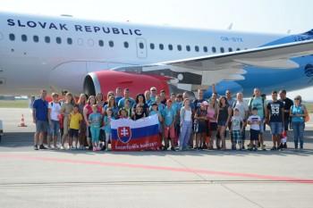 Na Onko olympiádu do Varšavy odletela výprava detí zo Slovenska
