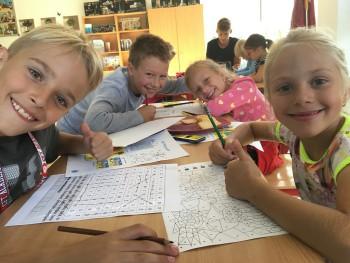V Klube nadaných detí Prešov rozvíjali logické myslenie