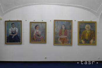 VIDEO: Putovná výstava obrazov približuje osobnosti rómskeho pôvodu