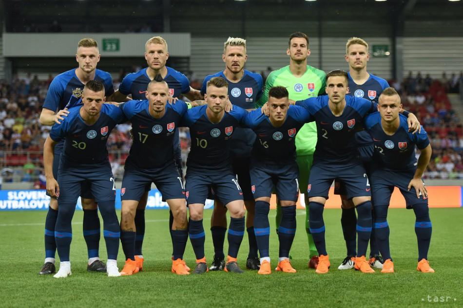 7ee76c3f80508 Slovenskí futbalisti remizovali v príprave s Holandskom