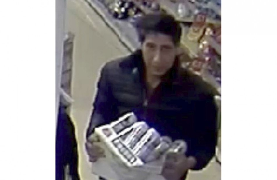 Britská polícia chytila zlodeja e822feb4f5