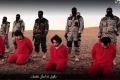 Video Islamského štátu ukazuje zabitie päť aktivistov