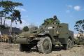 Nadšenci vojenskej histórie sa zišli na 'na Sahare'