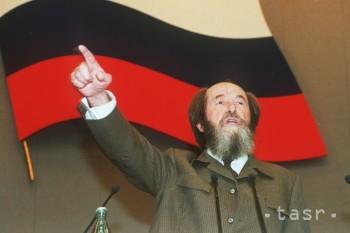 Pred 100 rokmi sa narodil autor Súostrovia Gulag A. Solženicyn