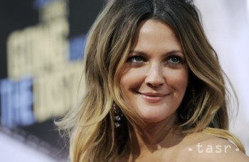 Drew Barrymore popôrodné kilogramy netrápia