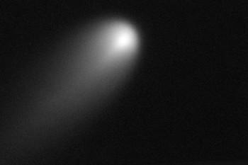 Počas Vianoc bude možné na oblohe pozorovať kométu ISON