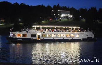 Aj tento rok sa bude po Domaši plaviť loď Bohemia