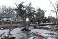 VIDEO: Ničivé tornádo v Mississippi si vyžiadalo štyri životy