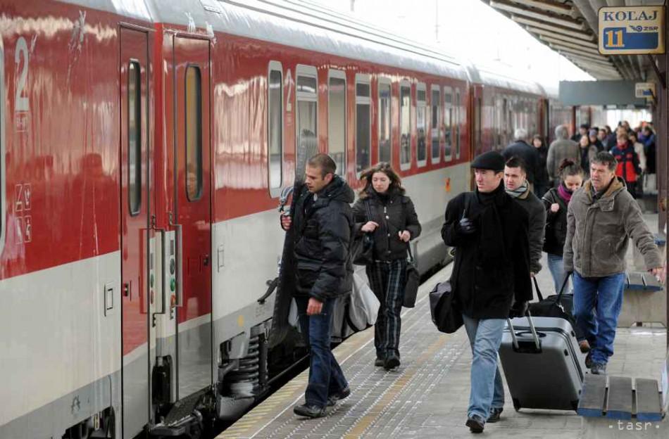 POZOR: Od nedele sa menia cestovné poriadky vlakov a autobusov