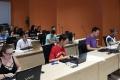 Žiaci OA Prievidza absolvovali kurz Slovenské rýchle prsty
