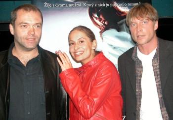Režisér Vášnivého bozku Miro Šindelka má 55 rokov