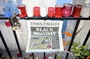 Ruská informátorka zavraždenej maltskej novinárky sa vzdala polícii