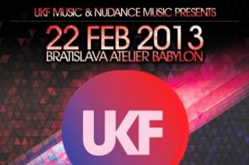 Zábava, elektronika a tanec - prichádza ďalšia UKF
