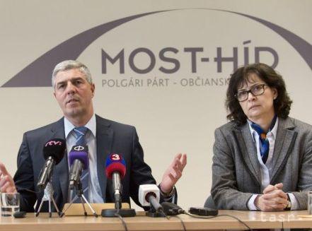 Bugár: Najhoršia vláda by bola Smer-SNS, chceme pravicový kabinet