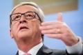 Juncker prijal pozvánku na Petrohradské medzinárodné hospodárske fórum