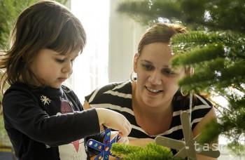 Vianočný stromček dotvára atmosféru najkrajších sviatkov roka