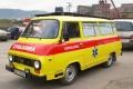 Pamätáte si legendárnu československú sanitku Škoda 1203?