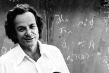 Americký fyzik Richard Feynman bol známy popularizátor vedy