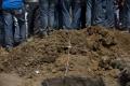Na Kryme chceli nezákonne odkryť masový hrob s obeťami nacistov