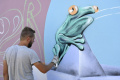 Trenčianska lodenica žije street-artom, zanedbané objekty skrášľujú