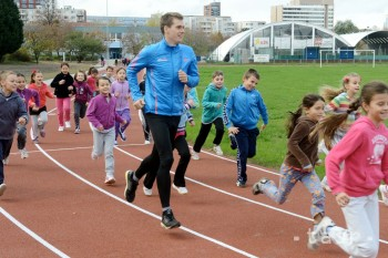 Mestská časť Ružinov chce prilákať ľudí, aby viac športovali