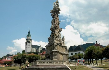 Stred Slovenska aj Európy ponúka dovolenku v malebnej prírode