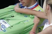 Peter Sagan a jeho prvá Tour de France