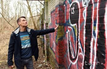 Amatérsky historik objavil zabudnutú časť Berlínskeho múru