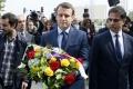 Emmanuel Macron položil veniec k pomníku genocídy Arménov