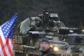 Do Česka vstúpili prvé vozidlá amerického vojenského konvoja