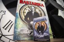 REPORTÁŽ: Vychádza román Rastarika z pera Daniela Forgácsa