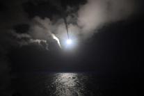 základňa, Šajrát, Sýria, útok, bombardovanie