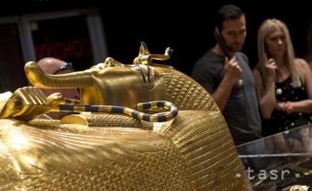 Obyčajne neobyčajná výstava alebo tu a tam Tutanchamon prišiel k nám