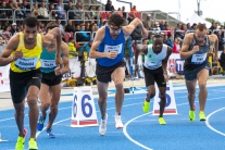 Atletický míting v Šamoríne