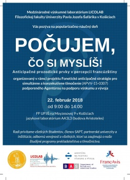 Na FF UPJŠ Košice predstavia inovatívnu metódu prípravy tlmočníkov