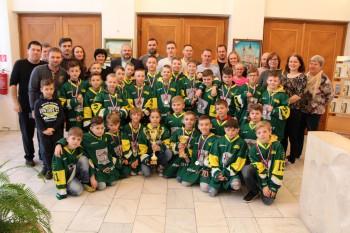 Úspech mladých žilinských hokejistov ocenil aj primátor