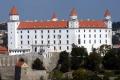 Svetelná šou na Bratislavskom hrade veľkolepo odštartuje predsedníctvo