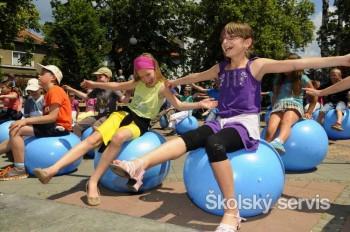 HANDLOVÁ: ZŠ Školská sa zapojila do projektu Zdravý chrbátik