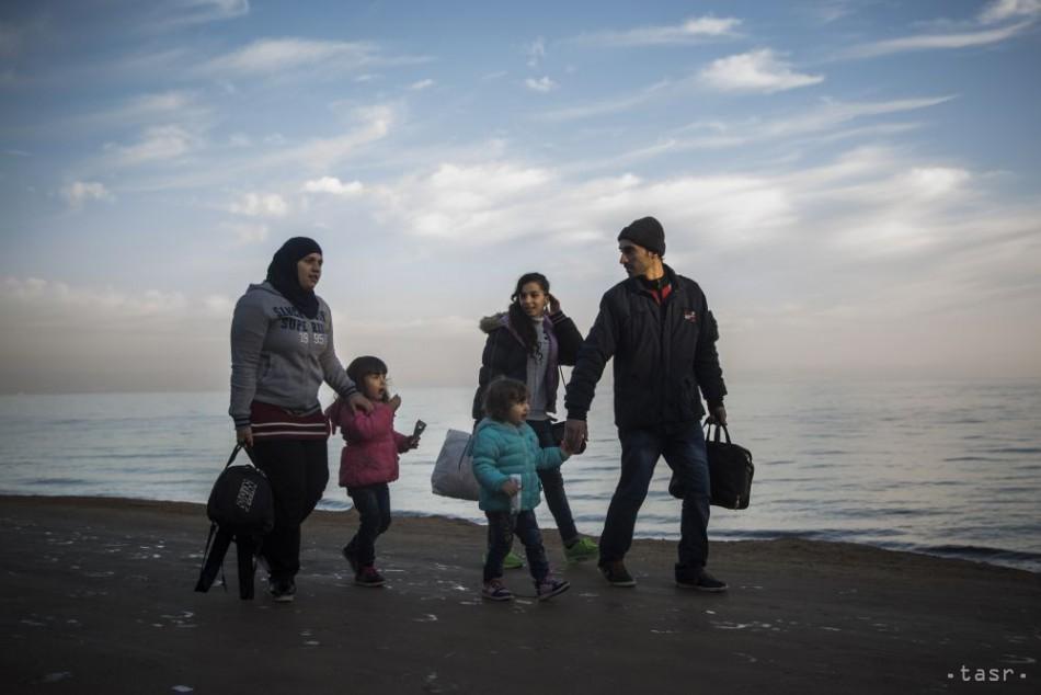 Cez Stredozemné more prišlo od začiatku roka 70.365 migrantov