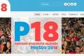 Na Národné stretnutie mládeže P18 v Prešove sa dá prihlásiť od 18.1.