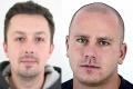 Polícia pátra po týchto mužoch z Trenčína. Súd na nich vydal zatykač