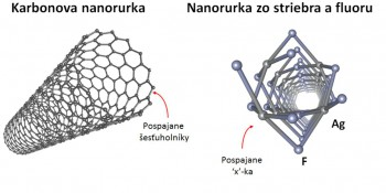 Slovenská vedkyňa sa podieľala na unikátnom objave nanorúrok