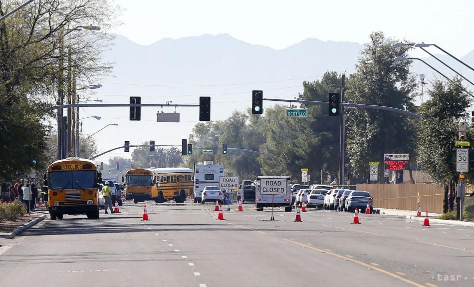 Streľba na škole v Arizone si vyžiadala životy dvoch tínedžeriek