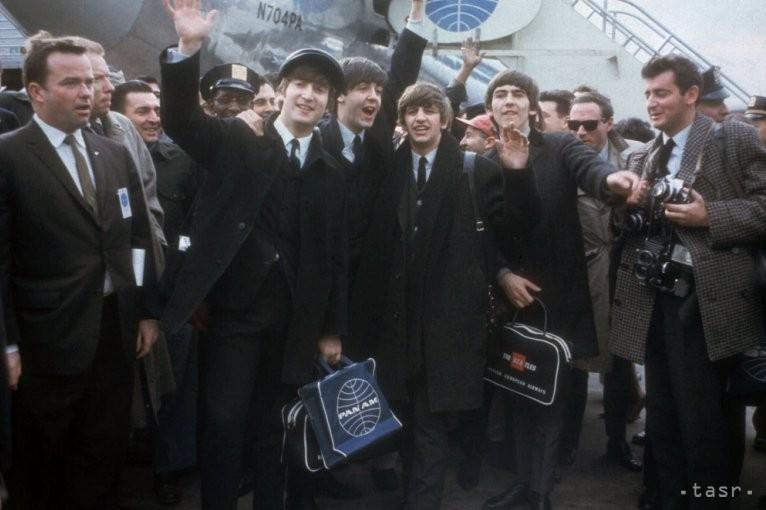 Beatles - Fotodenník - SkolskyServis.TERAZ.sk d5ee4d59573