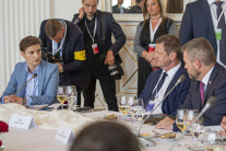 Stretnutie predstaviteľov V4 a západného Balkánu